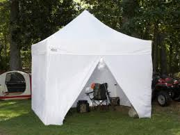 Art - Art Event Tent White