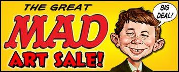 Art - Great Mad Art Sale
