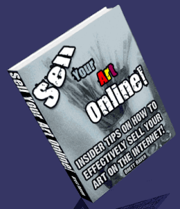 Sell Your Art Online - Click Banner Now