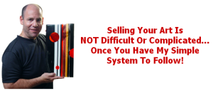 Start Selling Your Art Now - CLICK THE BANNER