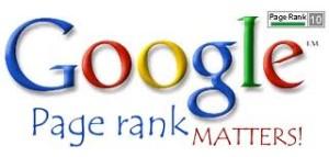 Google Page #1 Matters