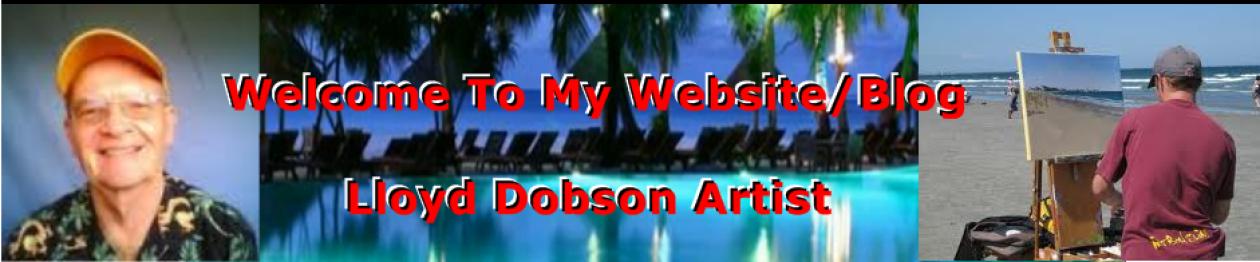 Lloyd Dobson Artist