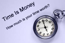 Art - How Much Is Your Time Worth