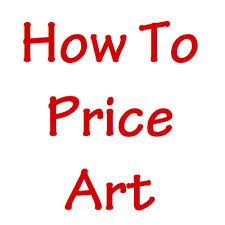 Art - How To Price Art